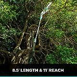 Litheli Cordless Pole Saw 10″, 40V Pole Saws for