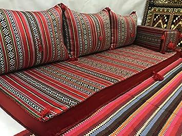 Orientalische Sitzkissen orientalische sitzecke kelim sitzkissen bodenkissen original