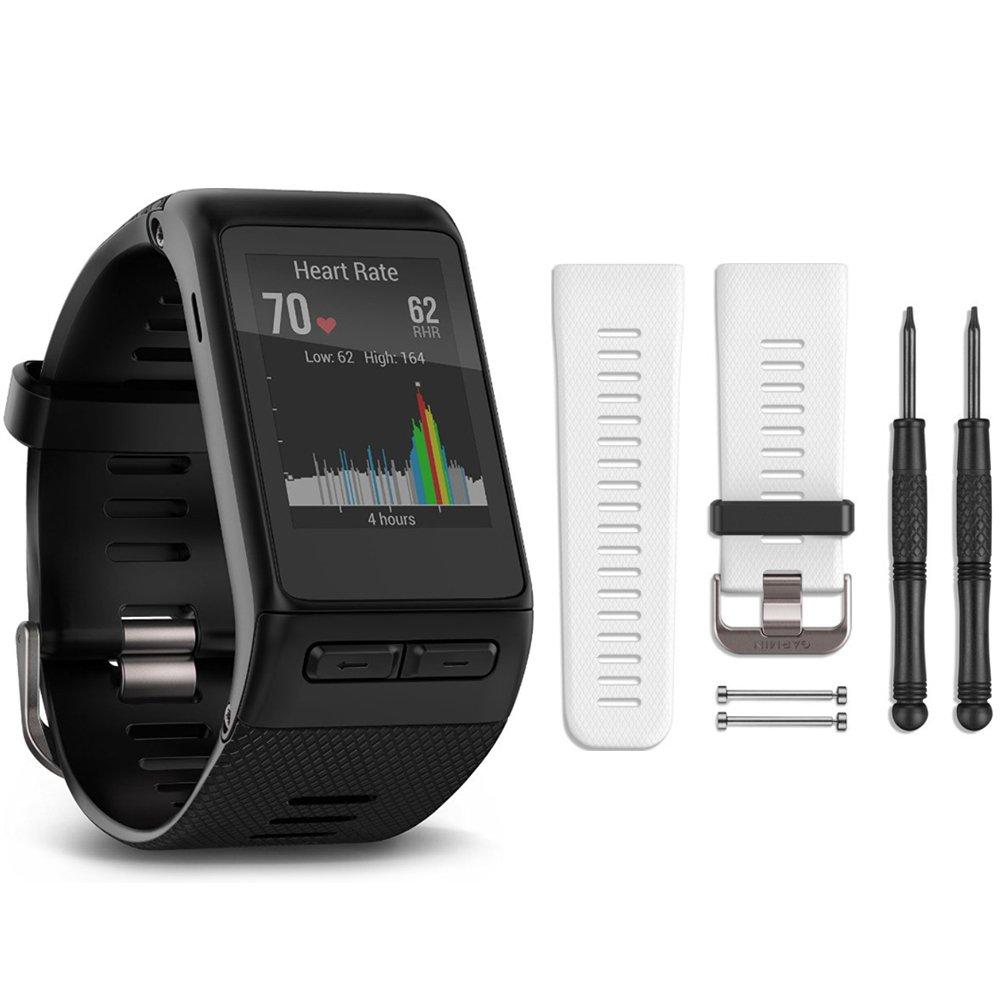 Garmin vivoactive HR GPS Smartwatch Image 1