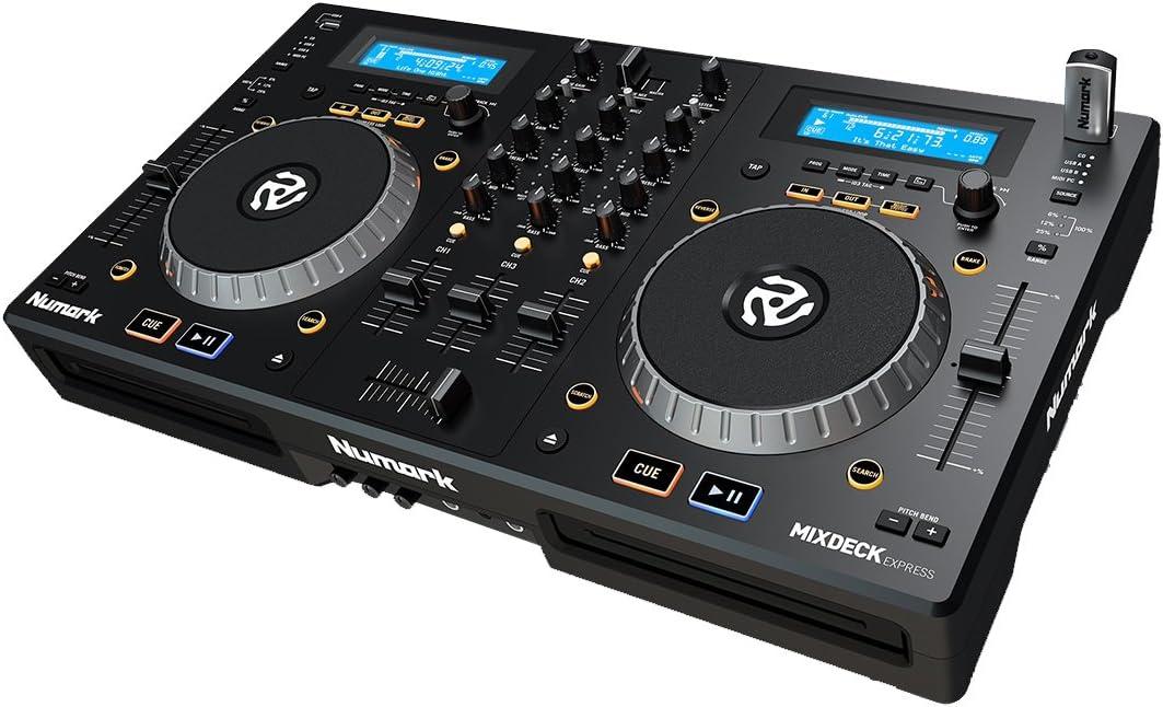 Numark Mixdeck Express 2-Channel DJ Controller