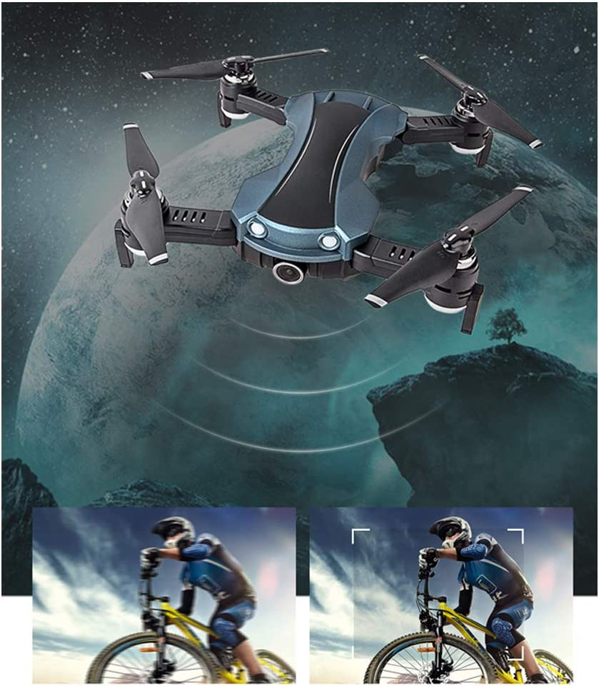 servo Camera Control Image Follow-up Optical Flow Fixed Point QWERT Remote Control Four-axis Folding Aerial Drone Rudder Camera Control Image Following