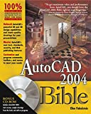 img - for AutoCAD 2004 Bible book / textbook / text book