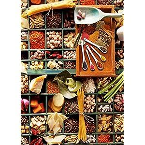 Schmidt Spiele 58141 In Cucina Puzzle Da 1000 Pezzi
