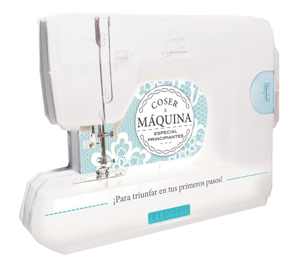 Coser a máquina (Spanish) Hardcover – October 1, 2015