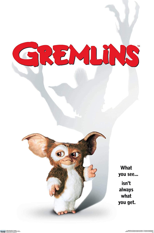 "Trends International 24X36 Gremlins - One Sheet, 24"" x 36"", Unframed Version"