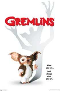 P874 Gremlins 2 The New Batch Classic Movie Art Silk Poster