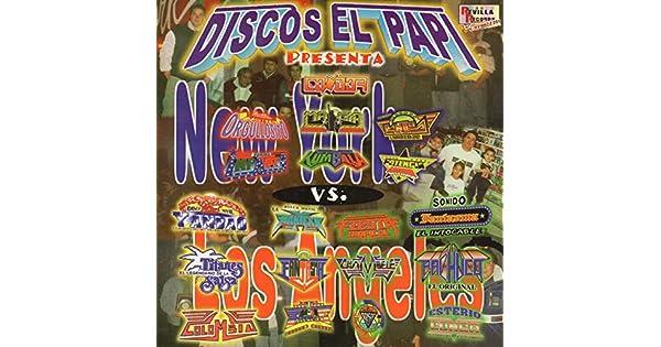 Amazon.com: Cumbia Surena: Sandy y el Grupo Fantasma: MP3 ...