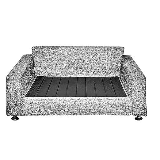 Rejuvenecedor de sillones de lujo, soporte para sofás de 1-2-3 asientos de Comfylot Ltd®, crema, 3 Seater