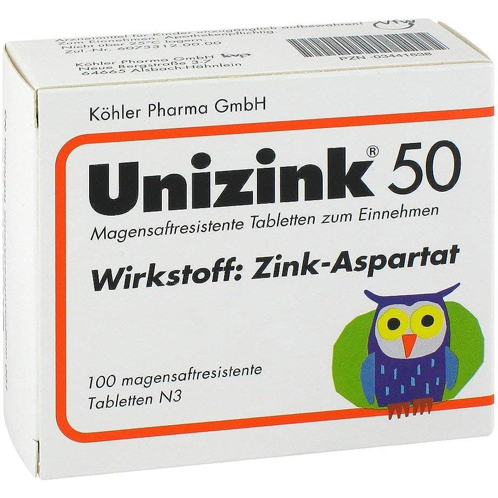 Köhler Pharma Unizink