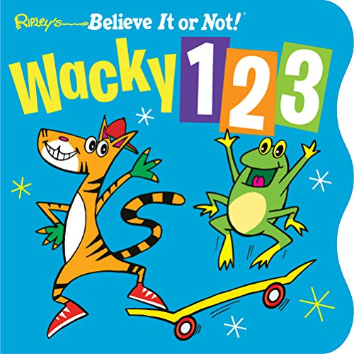 Read Online Ripley's Wacky 123 (Board Book) pdf epub