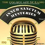 Inner Sanctum Mysteries |  PDQ Audioworks