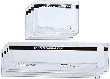 Zebra ZXP Series 3 ID Printer Cleaning Kit 105999-302