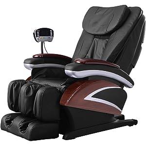 Electric Shiatsu Massage Chair Recliner