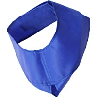 POPETPOP Dog Calming Cap Pet Eye Cover Nylon Shading Anxiety Cover Muzzle Dog Blindfold for Grooming Anti Bite Anti Car…