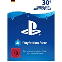 PSN Card-Aufstockung | 30 EUR | deutsches Konto | PSN Download Code