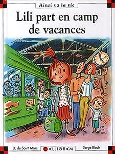 """Afficher """"Lili part en camp de vacances"""""""