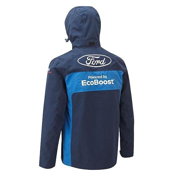 1319a8a1b51855 Ford Performance Team Veste légère Blue Coat Motorsport, Blues  Amazon.fr   Sports et Loisirs