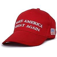 YMYH Make America Great Again Hat Donald Trump 2016 Republican Adjustable Cap