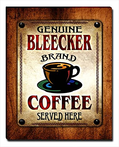 Bleecker Canvas - ZuWEE Bleecker Family Coffee Gallery Wrapped Canvas Print