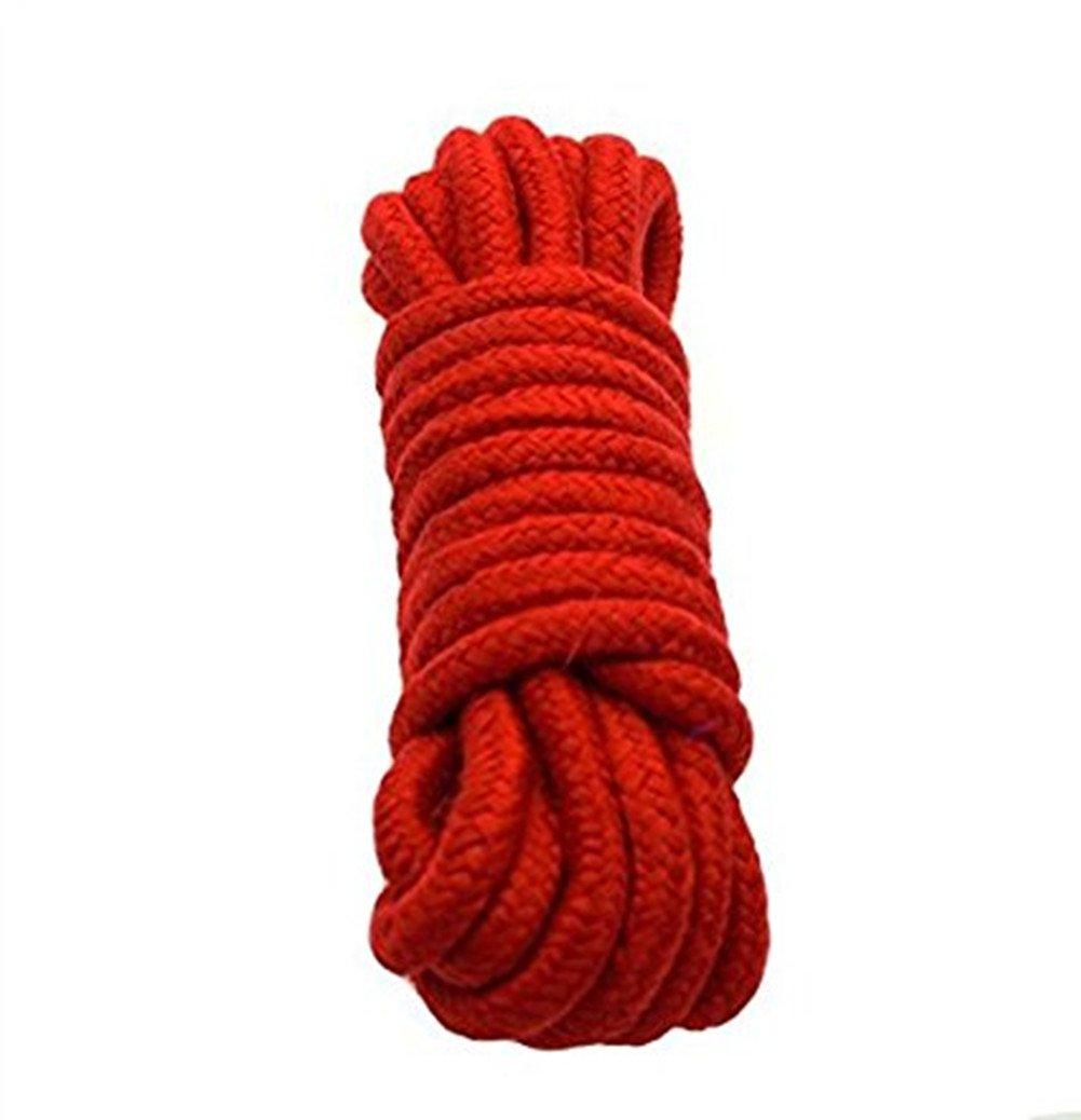 Jingles 32Füße 10Meter 8mm dick Mehrzweck-Weiche Baumwolle Seil
