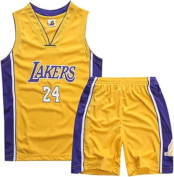 BCVDF Pantalones de ch/ándal de los Lakers S Darkgray adecuados para oto/ño e Invierno Pantalones Acolchados de Baloncesto para Hombre