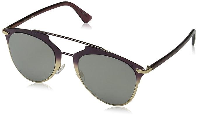 Dior DIORREFLECTED UE TYJ Gafas de sol, Morado (Violet Ivory ...