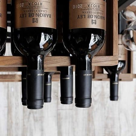 DTP Import Winemate - Botellero de Pared (6 Botellas, Madera ...