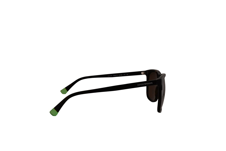 Amazon.com  Emporio Armani EA4105 Sunglasses Matte Havana w Brown Lens  508973 EA 4105  Home   Kitchen fd537d07b9