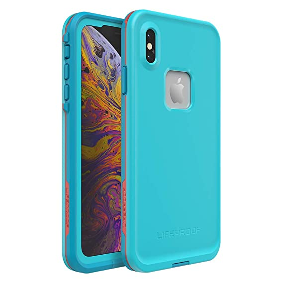 competitive price eb22a b6fdc LifeProof Fre iPhone Xs Max Boosted (Blue/Ocean) (7760140): Amazon ...