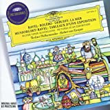 Ravel: Boléro / Debussy: La Mer / Mussorgsky: Pictures at an Exhibition