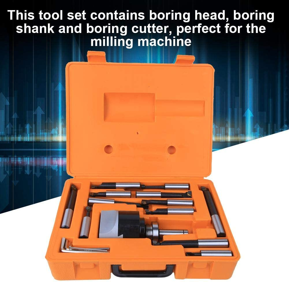 Convenient to Carry Carbon Steel Boring Cutter Easy to Replace Durable Easy to Use Boring Machine for Milling Boring Bar