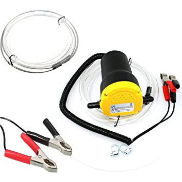 SL - Extractor de Aceite eléctrico de 60 W 12 V para Coche, Moto: Amazon.es: Coche y moto