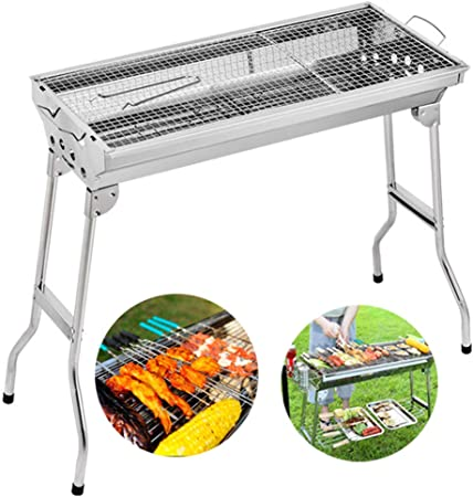 Barbecue Grill Four Grill Grill en Acier Inoxydable Grill