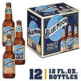 Blue Moon Beer Variety Pack, Craft Beer, Beer 12 Pack, 12 FL OZ Bottles, 5.4% - 5.6% ABV