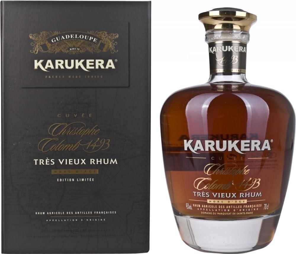 Karukera Karukera Cuvée Christophe Colomb 1493 Tres Vieux ...