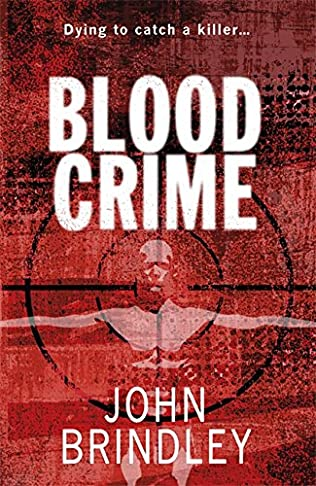 book cover of Blood Crime