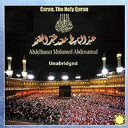 Coran, The Holy Quran