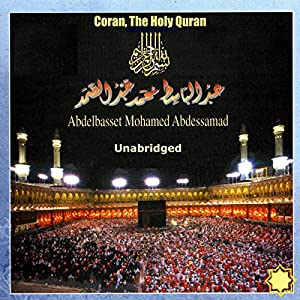 Coran, The Holy Quran Hörbuch