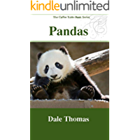 Pandas: Adorable Pictures of the Cutest Animals (The Coffee Table Book Series)