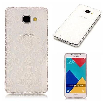 A3 2016 TPU Funda, cowx TPU Carcasa para Samsung Galaxy A3 ...