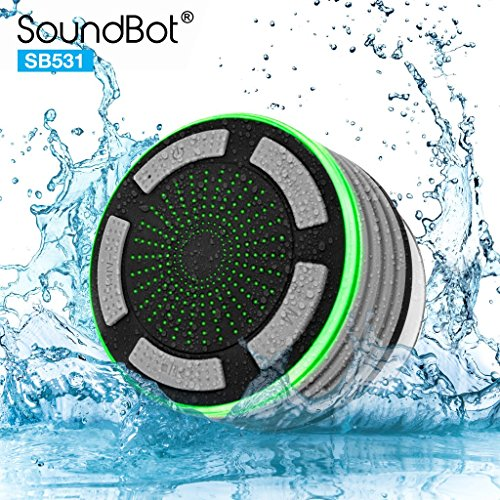 Waterproof Bluetooth Resistant Speakerphone SB531 product image