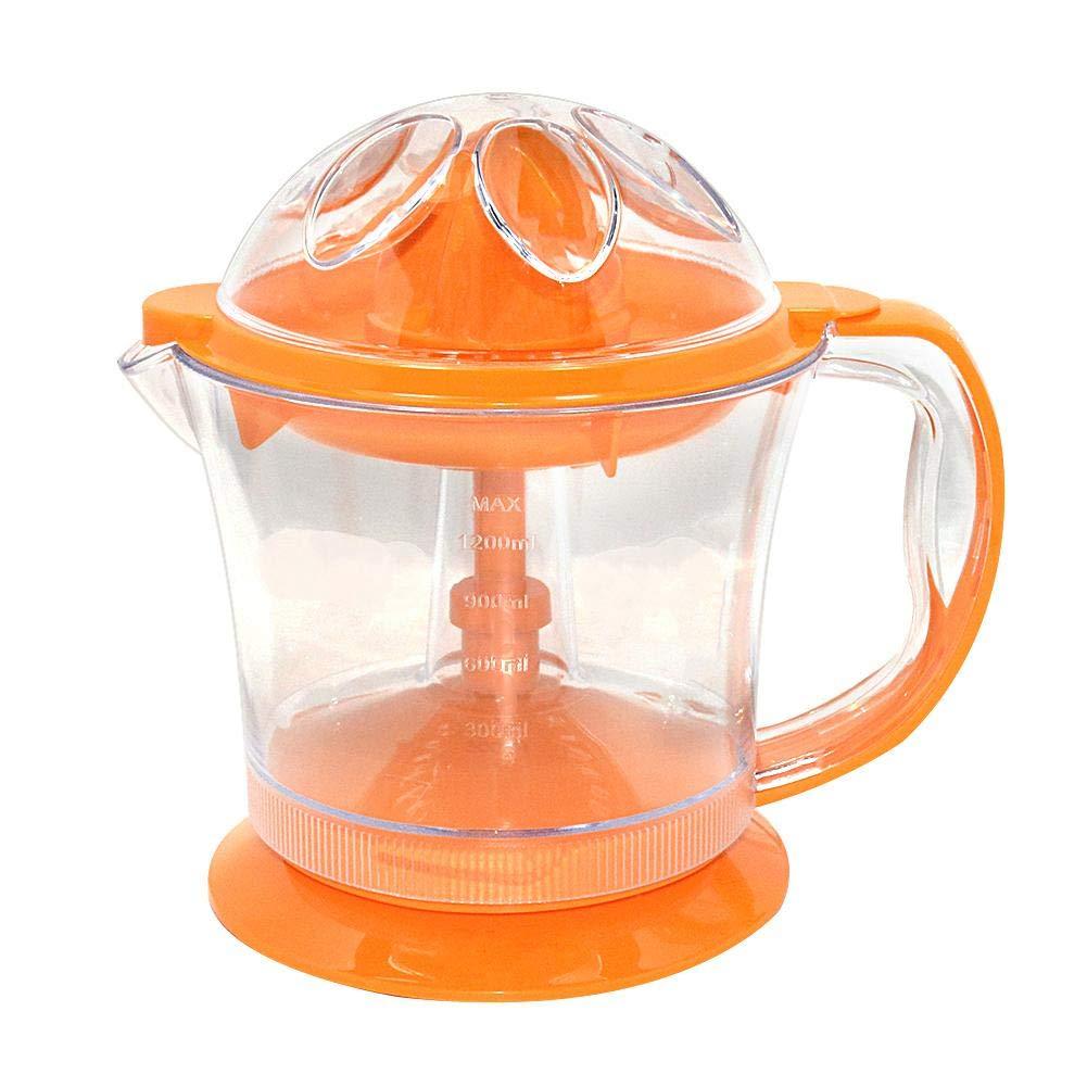 RLFS Exprimidor de cítricos eléctrico Exprimidor de naranjas Exprimidor de jugos Máquina exprimidor (amarillo): Amazon.es: Hogar
