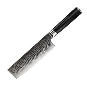 Shun Classic 6-1/2-Inch Stainless-Steel Nakiri Knife