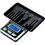 500g x 0.1g Digital Pocket Scale for Jewelry Coins Silver(HB-02)