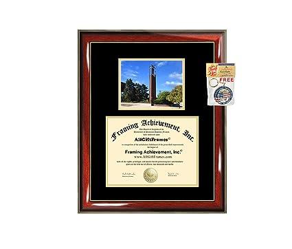 Amazon.com - Kettering University Diploma Frame - University ...