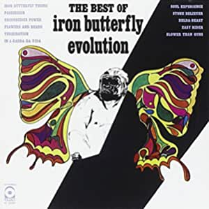 Best of Iron Butterfly: Iron Butterfly: Amazon.es: Música
