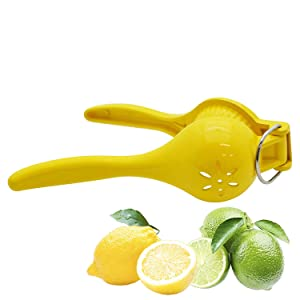 IMUSA USA VICTORIA-70007 Lemon Squeezer, Yellow