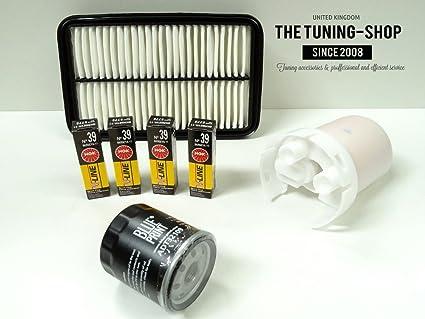 Premium Kit de servicio 1.8 16 V VT-i aire aceite filtros de ...
