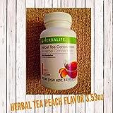 Herbalife, Herbal Concentrate Tea, Peach, 3.53 oz (100 g)