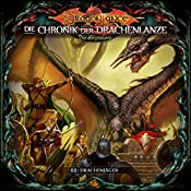 Drachenjäger (Die Chronik der Drachenlanze 2) | Tracy Hickman, Margareth Weis, David Holy